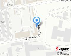 Компания СДМ-ИНСЕРВИС на карте города