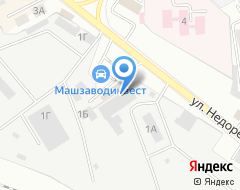 Компания АЗС Машзавод-Инвест на карте города