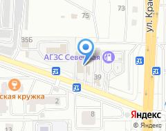 Компания За рулем на карте города