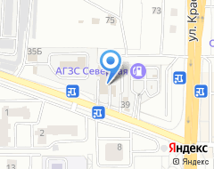 Компания DVS AUTO на карте города