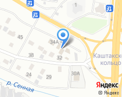 Компания Фортуна-Сервис на карте города