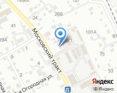 Компания СпецТехСервис на карте города