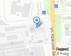 Компания АВТОБИЗНЕС на карте города