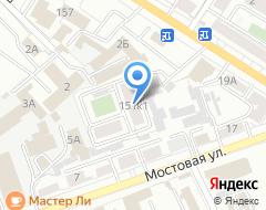 Компания Восточный экспресс банк, ПАО на карте города