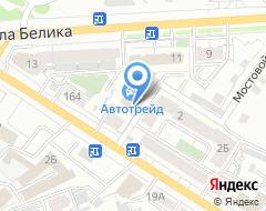 Компания АвтоЭмали на карте города