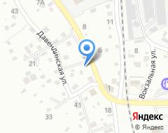 Компания Шиномонтажная мастерская на Могзонской на карте города