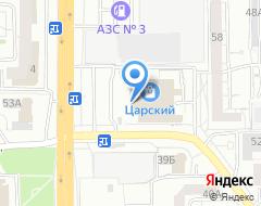 Компания Арт-позитив на карте города