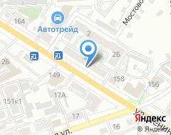 Компания Авто-Граф на карте города