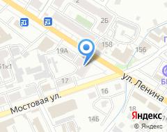 Компания На Мостовой на карте города