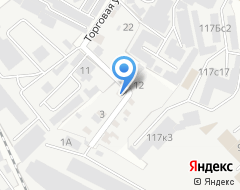 Компания Магитон на карте города