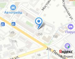 Компания АТЛАНТ на карте города