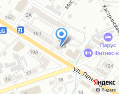 Компания Автобутик на карте города