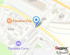 Компания Автодиагност на карте города