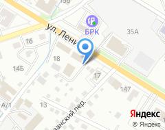 Компания РУСМИКРОФИНАНС-Инвестиции на карте города