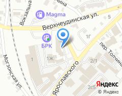 Компания Игромир на карте города