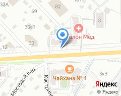 Компания Техноавиа-Иркутск на карте города