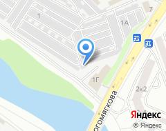 Компания Вне Дорог на карте города