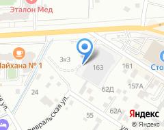 Компания ГАЗ-деталь на карте города