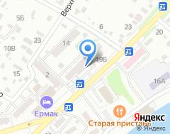 Компания Спецавтозапчасть на карте города