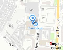 "Компания ""СИБИРЬ"" на карте города"
