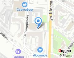 Компания АВТОЛОМБАРД МЕДВЕДЬ на карте города