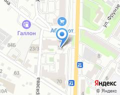 Компания Лапушка на карте города