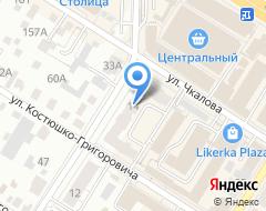 Компания ГРУППА КОМПАНИЙ КИТ на карте города