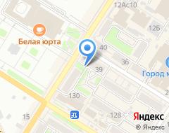 Компания Витязь на карте города