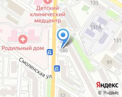 Компания Я-мама на карте города