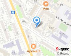 Компания Русский Америко-Евро Финанс на карте города
