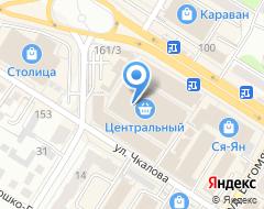 Компания Garderob на карте города