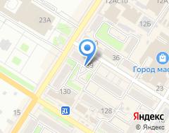 Компания MElena на карте города
