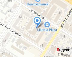 Компания Нежная голубка на карте города