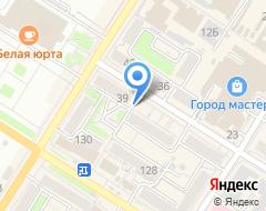 Компания DEN на карте города