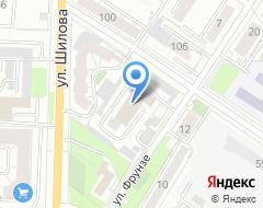 Компания Артикул на карте города