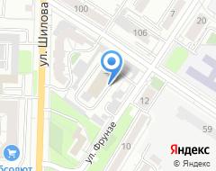 Компания Курсив рекламно-производственная фирма на карте города