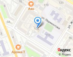Компания Международный информационно-оптовый центр торговли на карте города