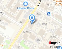 Компания Мир удивительных товаров на карте города
