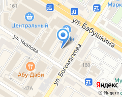 Компания Непоседа на карте города