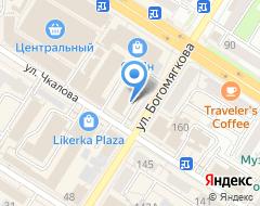 Компания Эксперт-Консалтинг на карте города