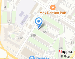 Компания Центр недвижимости Забайкалья на карте города