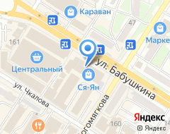 Компания ДОМ на карте города