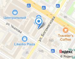 Компания Эконом-цена на карте города