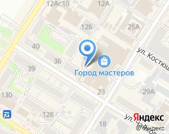 Компания Автоматика на карте города