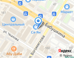 Компания Рысь на карте города
