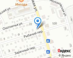 Компания Авто-пульс на карте города