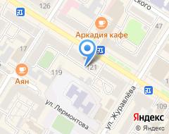 Компания Джинсомания на карте города