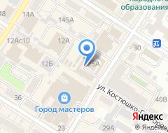 Компания Нордик на карте города