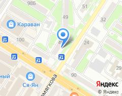 Компания РУБЛЁВСКИЕ ЛОМБАРДЫ на карте города