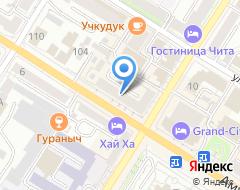 Компания Аудитор на карте города